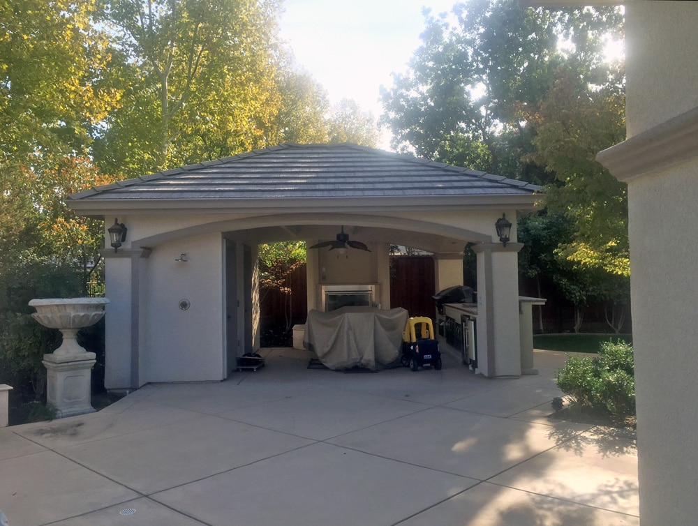 Custom Exterior Home Addition