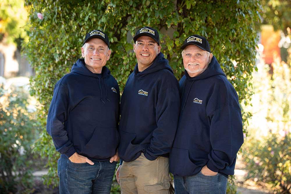 Meet the Carey Bros. Team 1