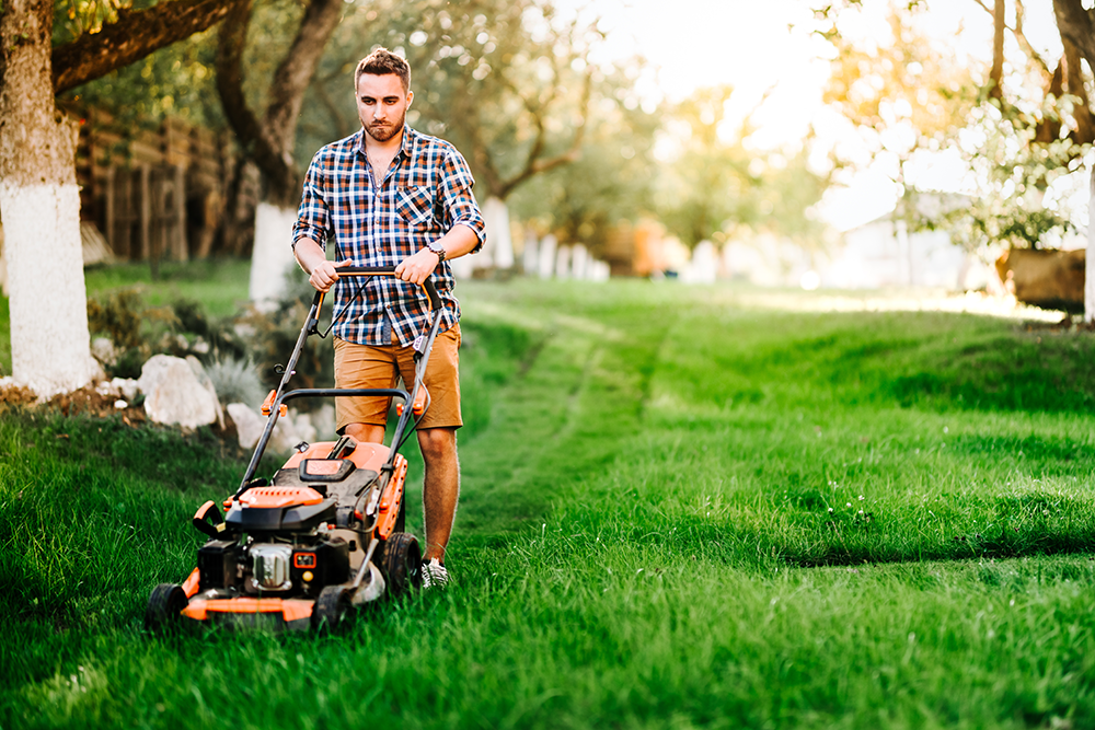 Sharpen the Mower – Get a Greener Lawn