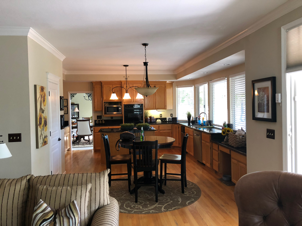 Project Spotlight – Banquet Makes for Perfect Kitchen 1