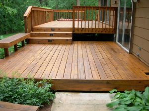 Freshen Up That Deck and Protect it From the Sun and Water