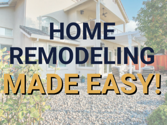 Read more about the article Home Remodeling Made Easy! 🏠